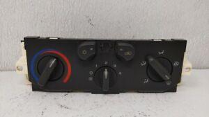 2004-2012 Chevrolet Colorado Ac Heater Climate Control Temperature Oem 135657