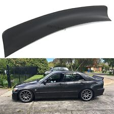 Lexus IS200 Toyota Altezza Rocket Bunny Rear Boot Trunk Spoiler Ducktail Wing