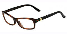 ☆ NEW Authentic Gucci GG 3599 WRR Havana / Black Eyeglasses RRP$450 ☆