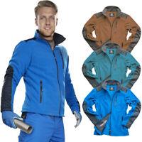 New Mens Fleece Jacket Work Wear Full Zip Up Pocket Outdoor Warm  Polar Anti Pil