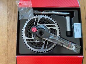SRAM Red AXS Compact DUB Powermeter Kurbel 50-37T 2x12 172,5 mm