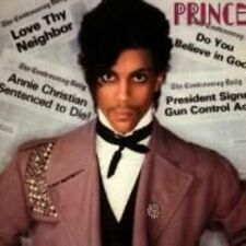 Prince Controversy 1984 8 Track CD