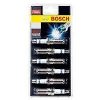 SET OF Bosch Platinum IR Fusion Spark Plugs SUITS HOLDEN Commodore VS VT V6