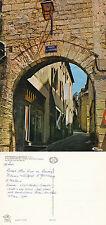 1980's GOURDON EN QUERCY LOT FRANCE UNPOSTED COLOUR POSTCARD