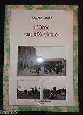 L' Orne au XIXè siècle - Adolphe Joanne - Les chemins de l a mémoire - 2004 Cpa
