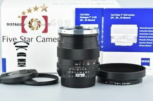 Excellent-!! Carl Zeiss Distagon 28mm f/2 ZF T* for Nikon