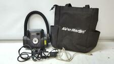 AVerMedia CP300 Document Camera Projector with Case and Adapter