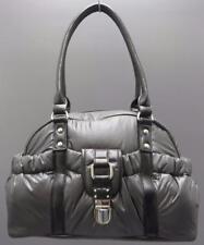 Butler Bag by Jen Groover Large Black PVC Organizer Shoulder Tote Handbag