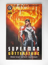 Superman Sonderband - Nr. 1: Göttersturz - DC, Panini Comics / Z. 0-1/1