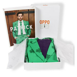 Oppo Suits Anzug St.Patrick Grün