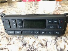 2007 - 2011 Lincoln Town Car, NEW A/C Heater Climate Control Unit 7W13-18C612-AA