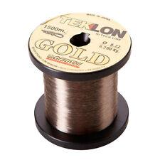 PORT GRATIS  1500 m FIL DE PECHE NYLON GRAUVELL TEKLON GOLD  4 tailles