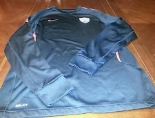 Usa women's soccer team Training top worn by players Uswnt