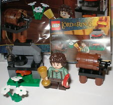 Lego 30210 Frodo mit Kochecke OVP / The Lord of the Rings - Herr der Ringe