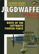 Jagdwaffe - Luftwaffe Colours Volume 1 Section 1