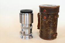 Nippon Kogaku NIKKOR-Q C 13.5cm 135mm f/3.5 Lens for Nikon S Mount Rangefinders