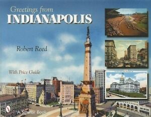 Greetings From Indianapolis, New Books