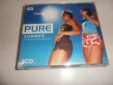 CD pure summer de various (2008) - Box-set