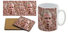 Jeremy Clarkson -Top Gear - Grand Tour - Annoying Mug & Coaster Set