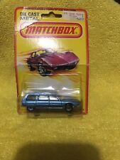 Vintage Matchbox #12 Citroen CX Unopened