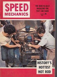 Speed Machanics--March-1953-----3520
