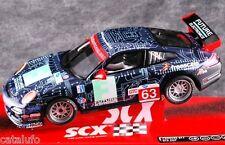 SCX  Ref. A10037X300 Porsche 911 GT3 Cup -Richard Scalextric Tecnitoys 1/32  New