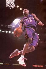 W868 Vince Carter Flying Dunk Basketball Player 24x36'' Art Silk Poster