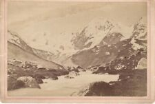 Paesaggio montano non identificato.