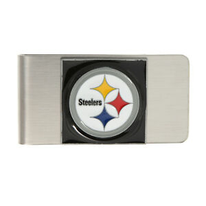 NFL Pittsburgh Steelers Money Clip