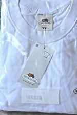 FRUIT OF THE LOOM 100% Cotton White T-shirt & Black Short Set XXL BNWT