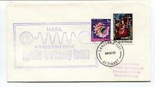 1972 NASA Honeysuckle Creek Apollo Tracking Team Canberra City Space Cover
