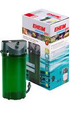 FILTRO EXTERNO EHEIM CLASSIC 250+EHEIM PLUS BIO CON LLAVES Y MATERIAL FILTRANTE