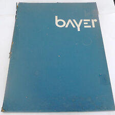 HERBERT BAYER 11 Vtg Lithographs from 1965 set -  bauhaus rare hard to find