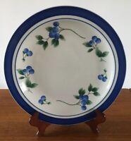 "Vintage L.L. Bean BLUEBERRY Dinner Plate(s) 11"", Maine, EUC, Replacement"