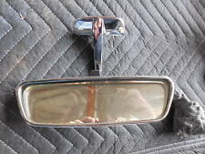 MERCEDES W111 220 S SE  INTERIOR CHROME REAR VEIW MIRROR