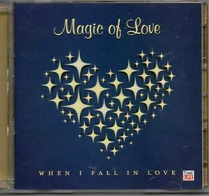 TIME LIFE - MAGIC OF LOVE - WHEN I FALL IN LOVE -  SET OF 32 SUPER TRACKS - NEW