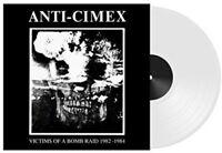 ANTI CIMEX - VICTIMS OF A BOMB RAID: 1982-1984 - CLEAR VINYL - LP