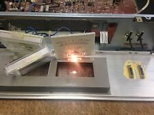 TOSHIBA SC-665, SC-335,sc-530 POWER AMPLIFIER METER LAMPS REPLACEMENT.