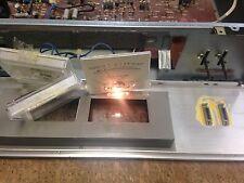 TOSHIBA SC-665, SC-335,sc-530 POWER AMPLIFIER METER LAMPS REPLACEMENT.