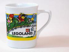 2004 Official Legoland Mug Lego Ceramic Rare EUC Toy Roller Coaster