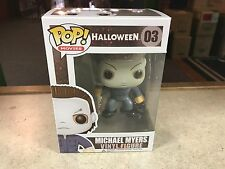 2014 Funko POP! Movies Horror Halloween MICHAEL MYERS #03 Vinyl Figure MIB