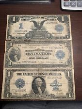 large size us paper money
