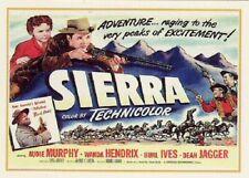 Sierra 1950 & Tumbleweed 1953 - Audie Murphy on Dvd