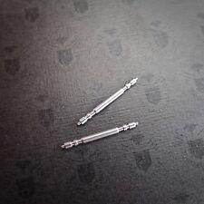 ROLEX  Service Parts Spring Bars Pins 17mm / 18mm / 19mm / 20mm Strap Parts NOS
