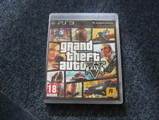 GRAND THEFT AUTO V FIVE (GTA 5) - PS3