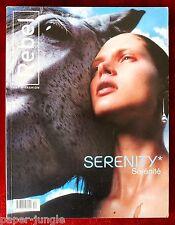 Rebel French Fashion Magazine ~ #0 April 2000 ~ Malgosia Bela Gisele Bundchen