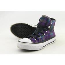 Scarpe sneakers nera Converse per bambine dai 2 ai 16 anni