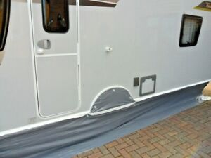Caravan Wheel Arch Cover Kit