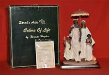 Sarah's Attic Colors Of Life By Norman Hughes Ancestors Large Figurine