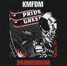 KMFDM Brimborium CD 2008